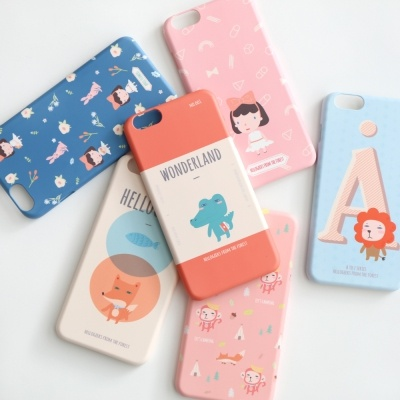 Hellogeeks I-Phone 6 Plus Pattern Case