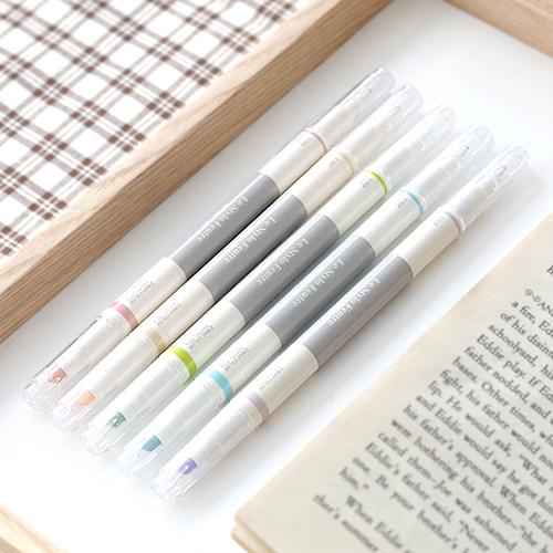 2Way Pastel Pen 5P Set