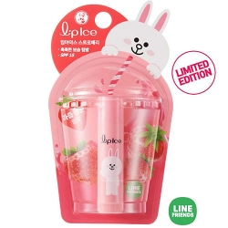 Mentholatum Line Friends Lip Balm Strawberry